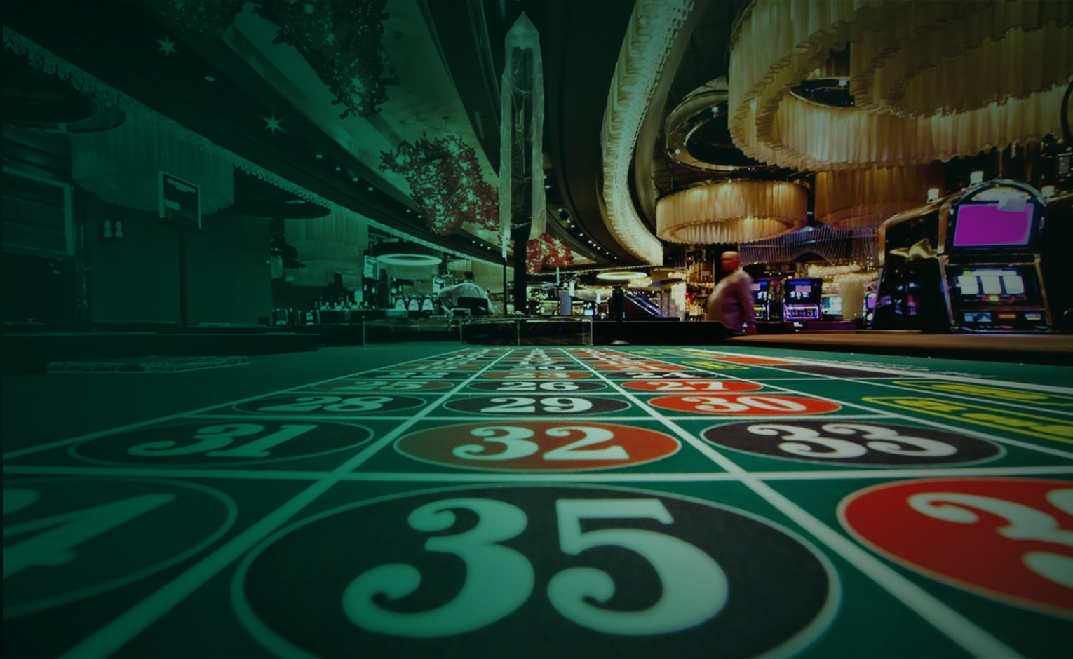 Casinos – I Remember That Casinos Are Omens – Don't Play There